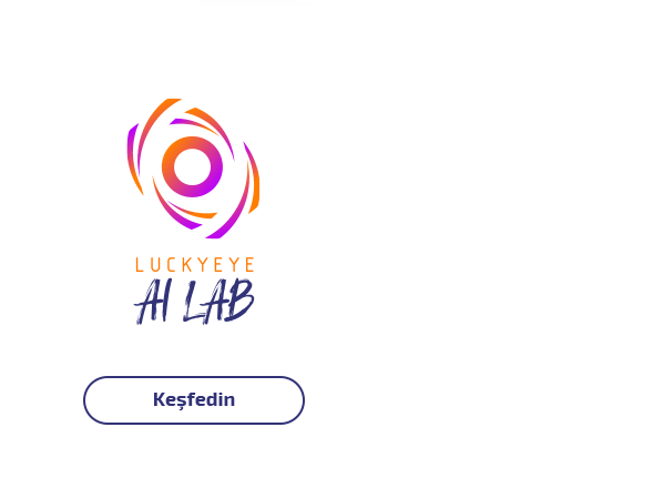 LuckyEye AI LAB ile tanışın!